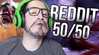 REDDIT 50/50 CHALLENGE RETURNS
