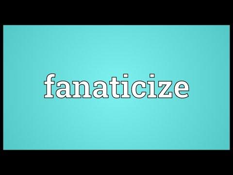 Header of fanaticize
