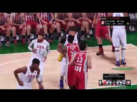Summer 16 MyCareer Olympic Stream #2 & Q&A | NBA 2k16 MyLeague | JuiceMan
