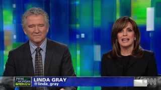 Linda Gray & Patrick Duffy remember Larry Hagman - Piers Morgan Tonight
