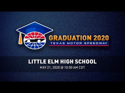 Little Elm High School Graduation