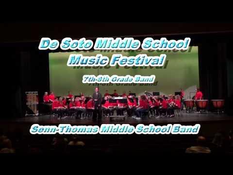 Senn Thomas Middle School Band