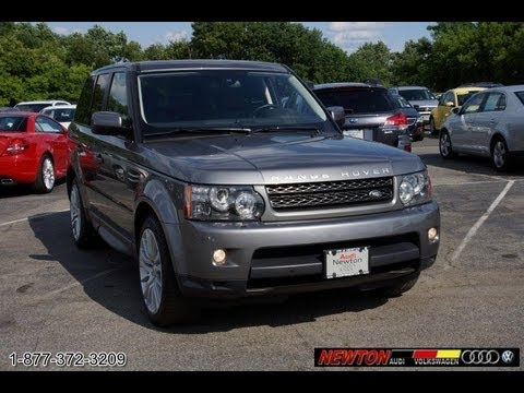 2011 land rover range rover sport hse luxury youtube. Black Bedroom Furniture Sets. Home Design Ideas