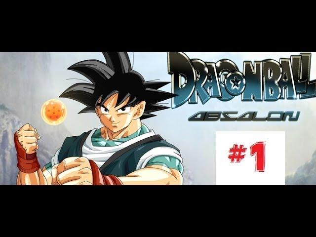 Dragon Ball Absalon Ep.1 (ITA)