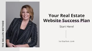 Real Estate Agent Websites: Your Content Strategy for Success