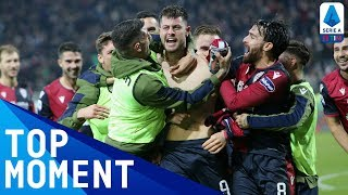 Cerri Scores 97th Minute Winner Against Samp! | Cagliari 4-3 Sampdoria | Serie A