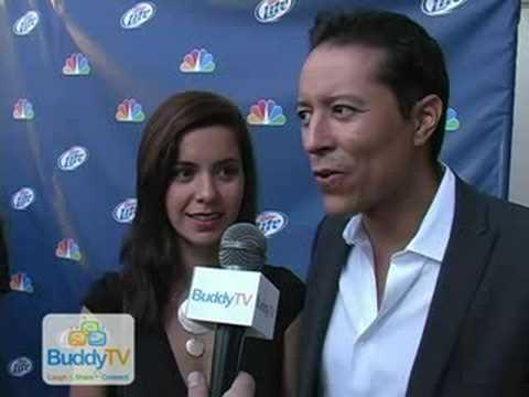 NBC Red Carpet Interview: Yancey Arias (Knight Rider)