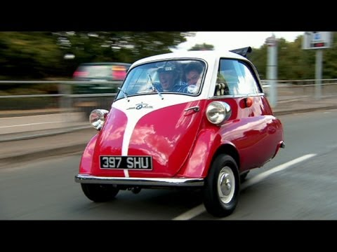 bmw isetta comes home wheeler dealers youtube. Black Bedroom Furniture Sets. Home Design Ideas