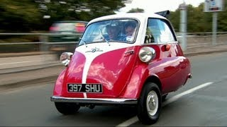 BMW Isetta Comes Home - Wheeler Dealers