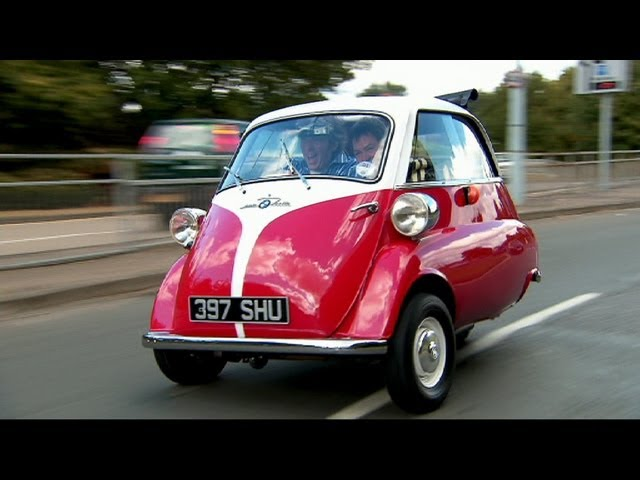 Favori BMW Isetta Comes Home - Wheeler Dealers - With Loop Control  DY01