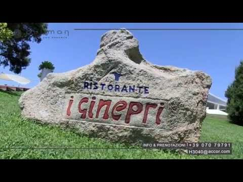 PULLMAN TIMI AMA SARDEGNA - ristorante i Ginepri