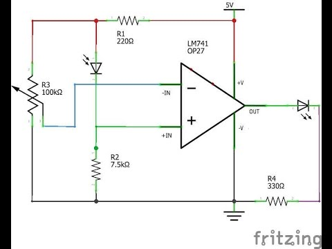 how to build a flame sensor for your arduino raspberry pi or other rh youtube com  flame detector sensor circuit diagram