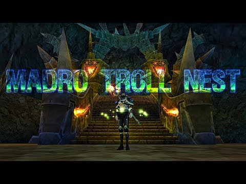 Runes of Magic – Madro Troll Nest farm (Idun)