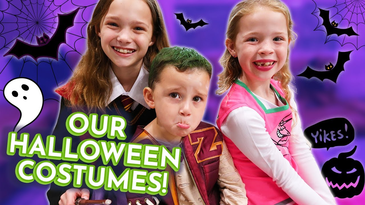 Download Our Halloween Costume REVEAL !!!