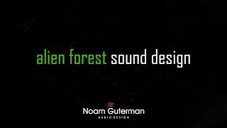 #14 Alien Forest (Sound Design with the Modular)