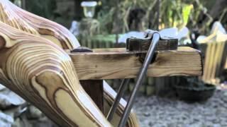 Bespoke, Victorian Style Handmade Rocking Horses.