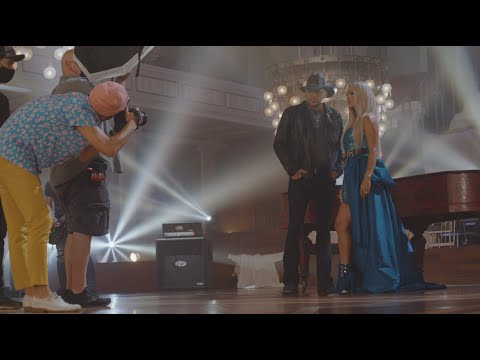 Jason Aldean & Carrie Underwood – If I Didn't Love You (Behind The Scenes)
