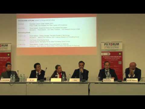 Panel Session Energy Storage The Next Frontier in Technology