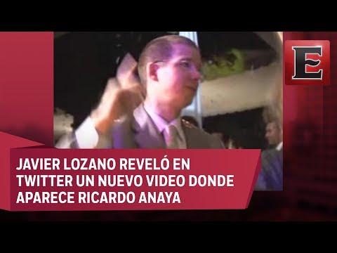 'Anaya no sólo conoce a Barreiro, son compadres': Revela Lozano en video