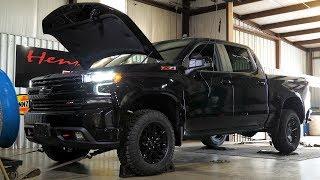 2019 Chevrolet Trail Boss Baseline Dyno Testing