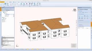 Edificio 5: Output IFC, Sezioni e Tavole di Stampa con Blumatica BIM ArchIT (it)