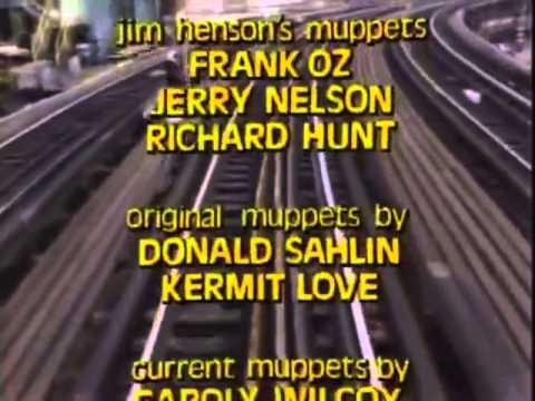 My Sesame Street Fan-Made Credit Crawl #3 (Version #1)