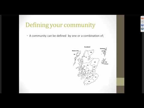 Webinar - Community Right to Buy