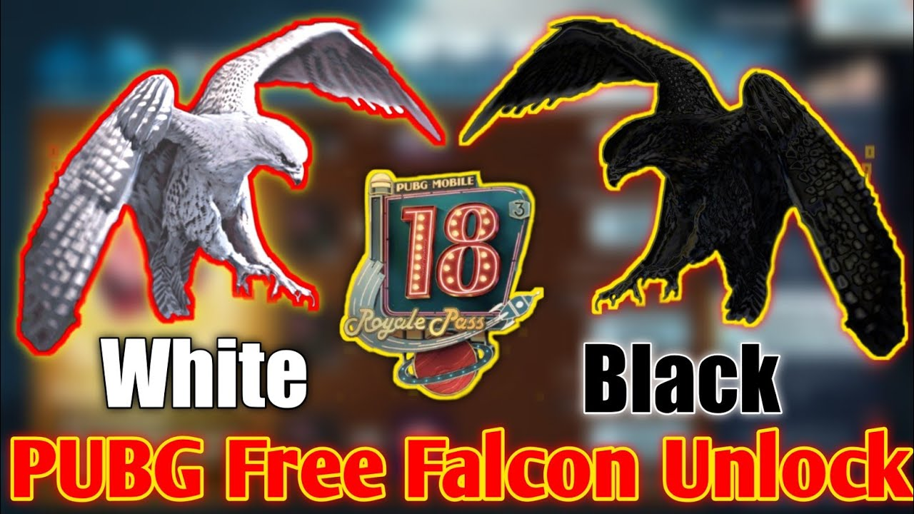 Download How To Get Falcon (For Free) in Season 18 || Pubg New Companion Update 2021 || Pubg Mobile