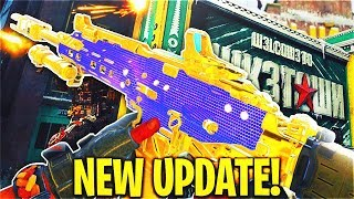 NEW UPDATE + OPEN LOBBY! / XBOX ONE X GAMEPLAY / BEST SETTINGS + CLASS SETUPS / COD BO4 LIVE