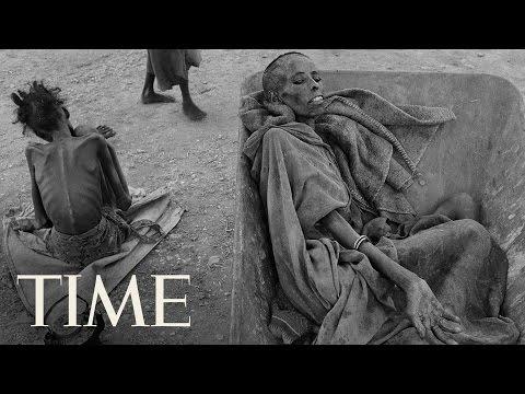 The Somalia Famine: Behind James Nachtwey