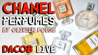 DACOB LIVE - CHANEL PERFUMES by Olivier Polge