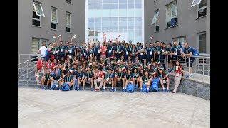 Cerimonia apertura Deaflympics 2017 Samsun - 18 Luglio 2017