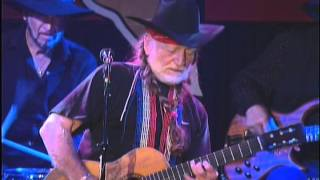Willie Nelson ~ Help Me Make It Through The Night Live