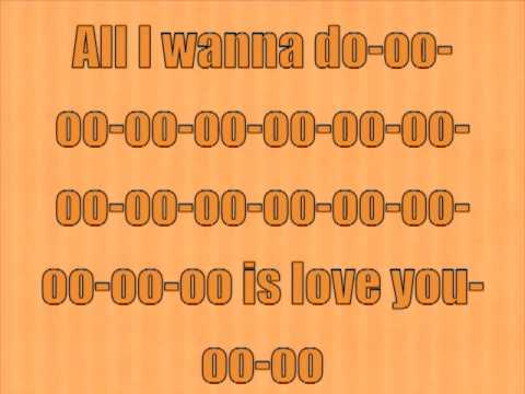 All I Want to Do Lyrics by Sugarland