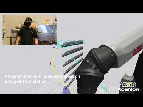 NEW VR ROBOT PROGRAMMING MOVIE