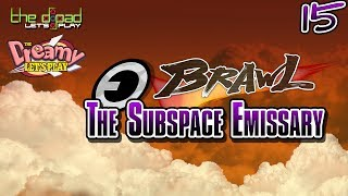 """""""Bouncing Reflectiles"""" - PART 15 - THE SUBSPACE EMISSARY - Super Smash Bros. Brawl"""