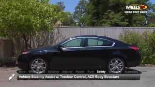 2014 Acura TL Test Drive