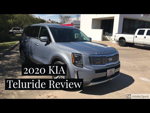 2020 Kia Telluride Review