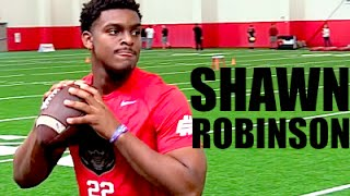 QB Shawn Robinson '17 : Guyer High (TX) TheOpening Spotlight 2016