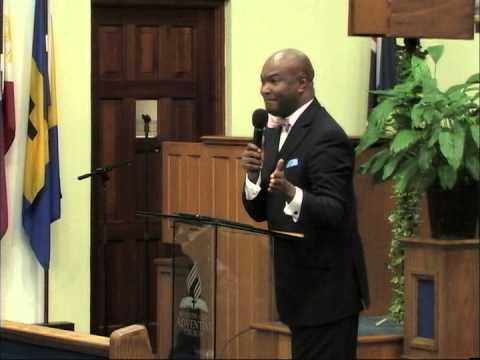 """""""Lord Don't Give Up On Me!"""" Pastor Keith Morris"""