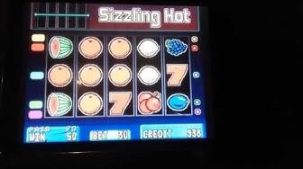 Maszyna Hazardowa Sizzling Hot