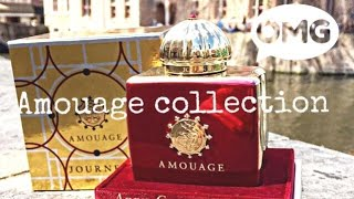 мои ароматы Amouage(Видео обзор на опусы https://youtu.be/WlXmdlAOi3A мой инстаграм https://instagram.com/anny.cooper/ Названия ароматов Liric Amouage Ubar Amouage..., 2016-11-08T18:43:55.000Z)