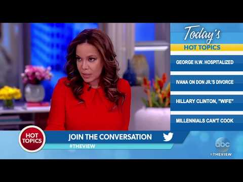 Flight Records Contradict Trump Claims On Moscow Visit | The View