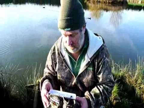 Des Taylor Shows More From The Grandeslam Pen Rod Range