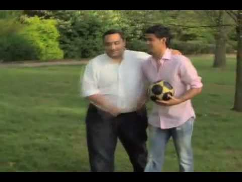 Roberto Borge y Carlos Vela
