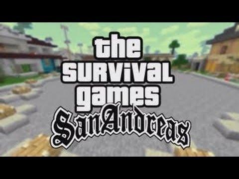 Minecraft Карты # - GTA San Andreas!
