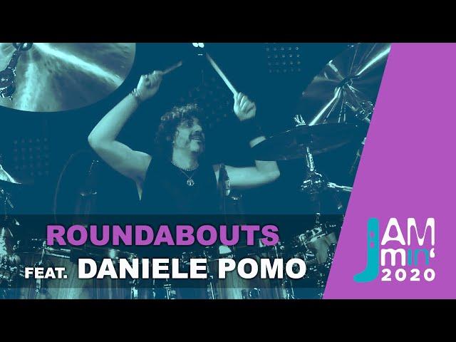 Xanadu [Rush] + Il Ragno [Banco del mutuo soccorso] | Roundabouts feat.Daniele Pomo live@Jammin'2020