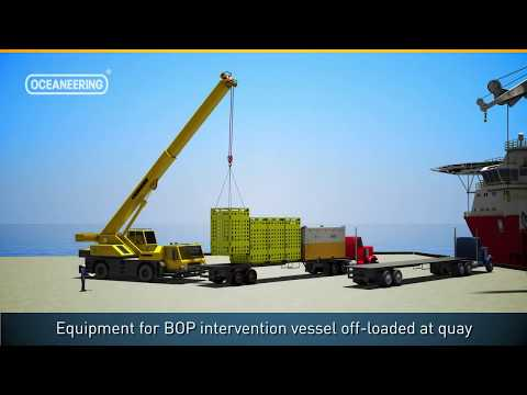 Oil Spill Response Limited - Singapore Base and Capping Stack
