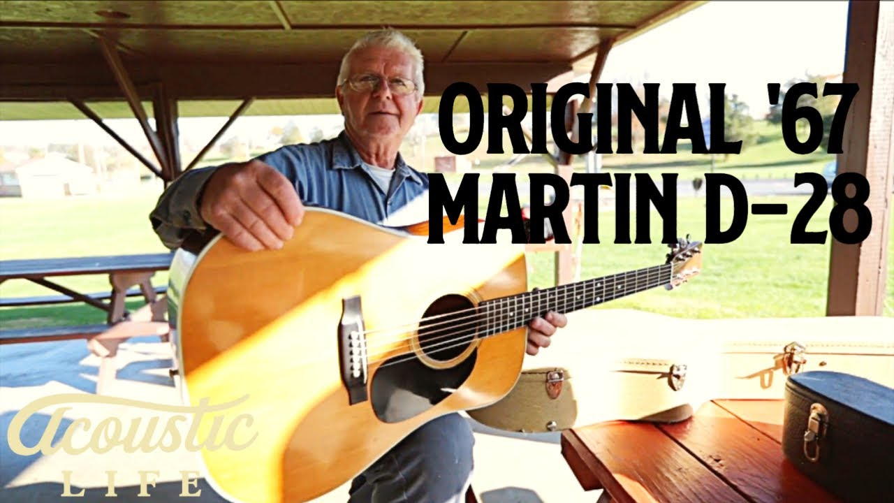THIS 1967 Martin D28 Will Make You Cry (I Did) ★ Acoustic Tuesday 163