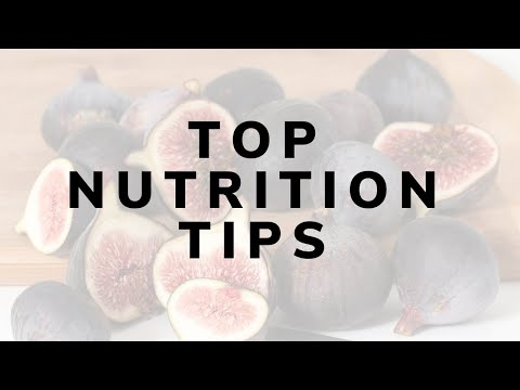 top nutrition tips for building muscle